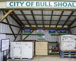 City of Bull Shoals Recycling Cente