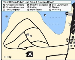 Point Return Public Use Area and Brown's Beach